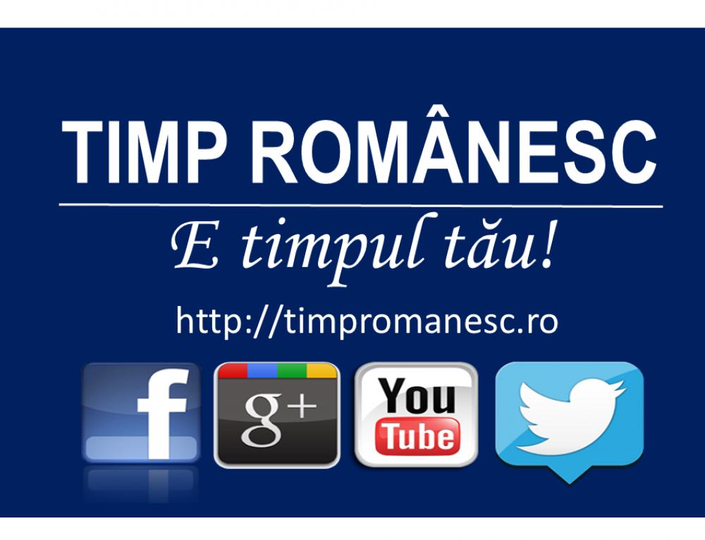 TIMP ROMÂNESC